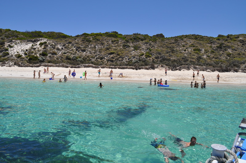 Thompson bay Rottnest Island