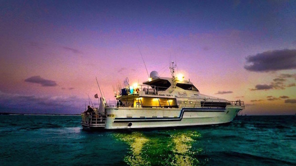 boat charter Holidays
