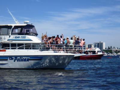 Event cruises