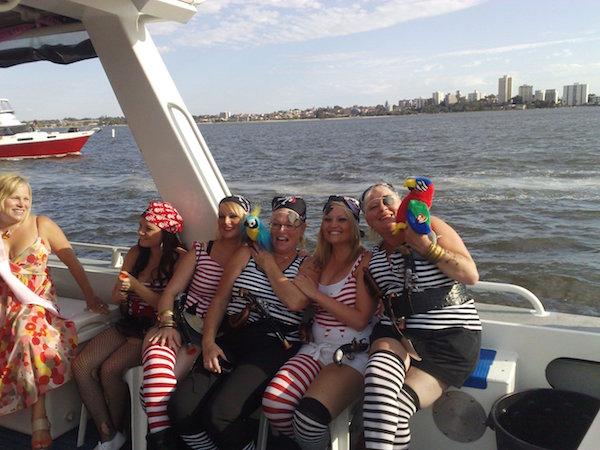 Day boat hire perth wa