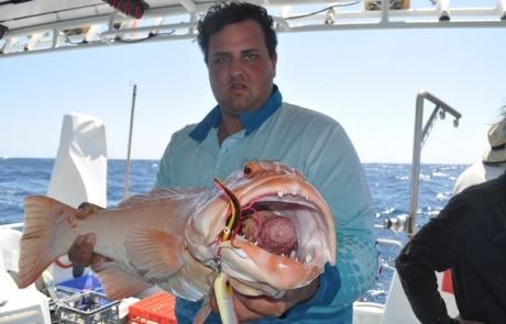 Montebello islands fishing trips