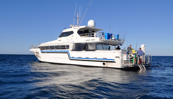 Abrolhos Islands Boat Tours