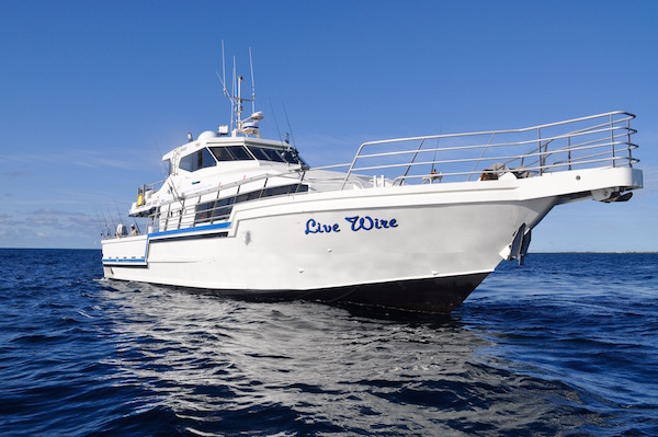 Abrolhos islands boat hire