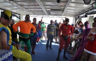 Perth Party boat function