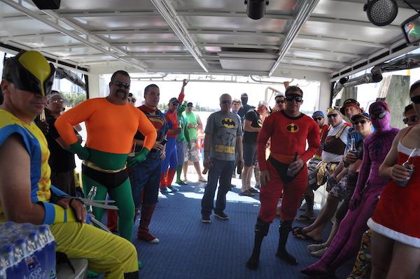 Party boat hire Perth wa