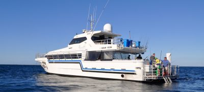 Boat charters Perth