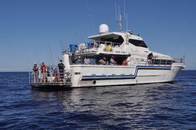 fishing boat Geraldton Western Australia