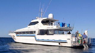 Montebello islands boat hire