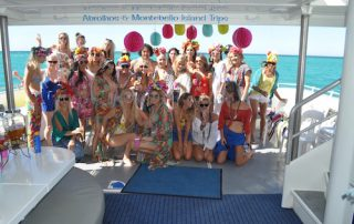 Perth Hens Party boat function