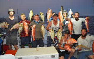 montebello islands fishing spots