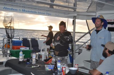 Fishing holiday packages Australia