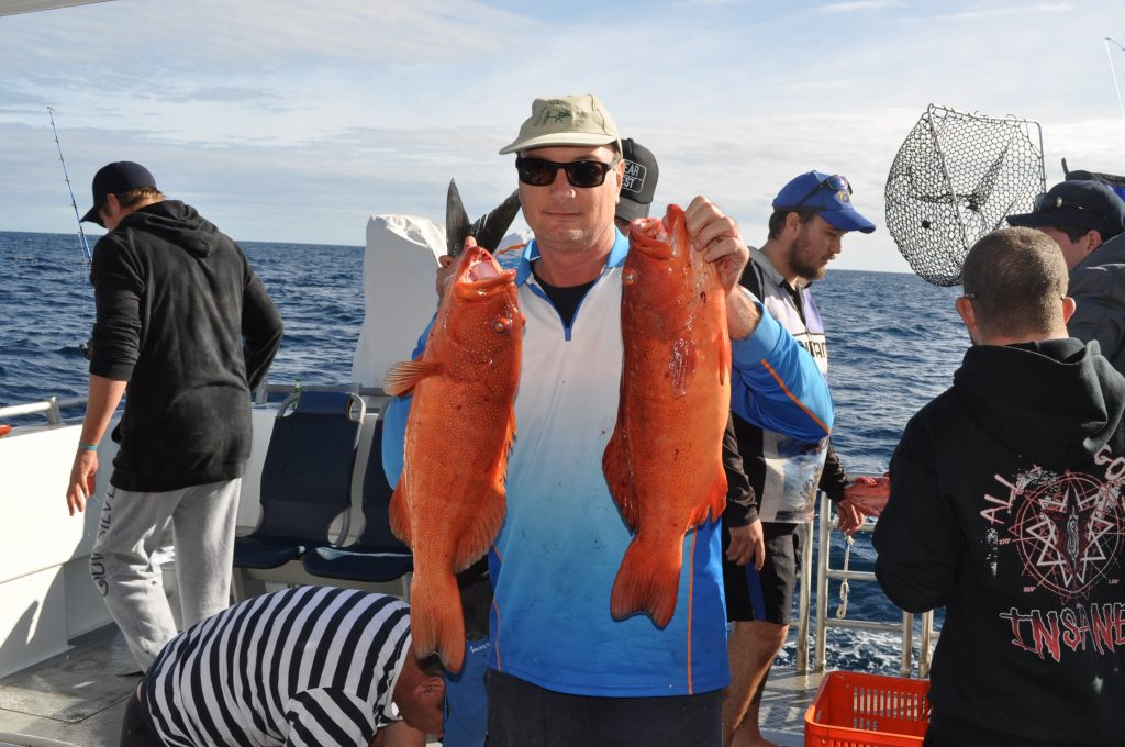 best abrolhos fishing spots