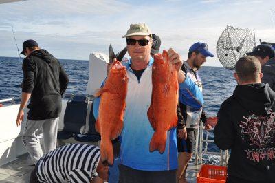 best abrolhos fishing spots