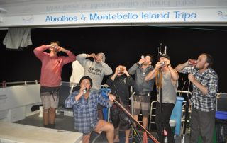 abrolhos islands party