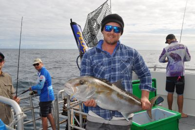 jigging at the abrolhos islands