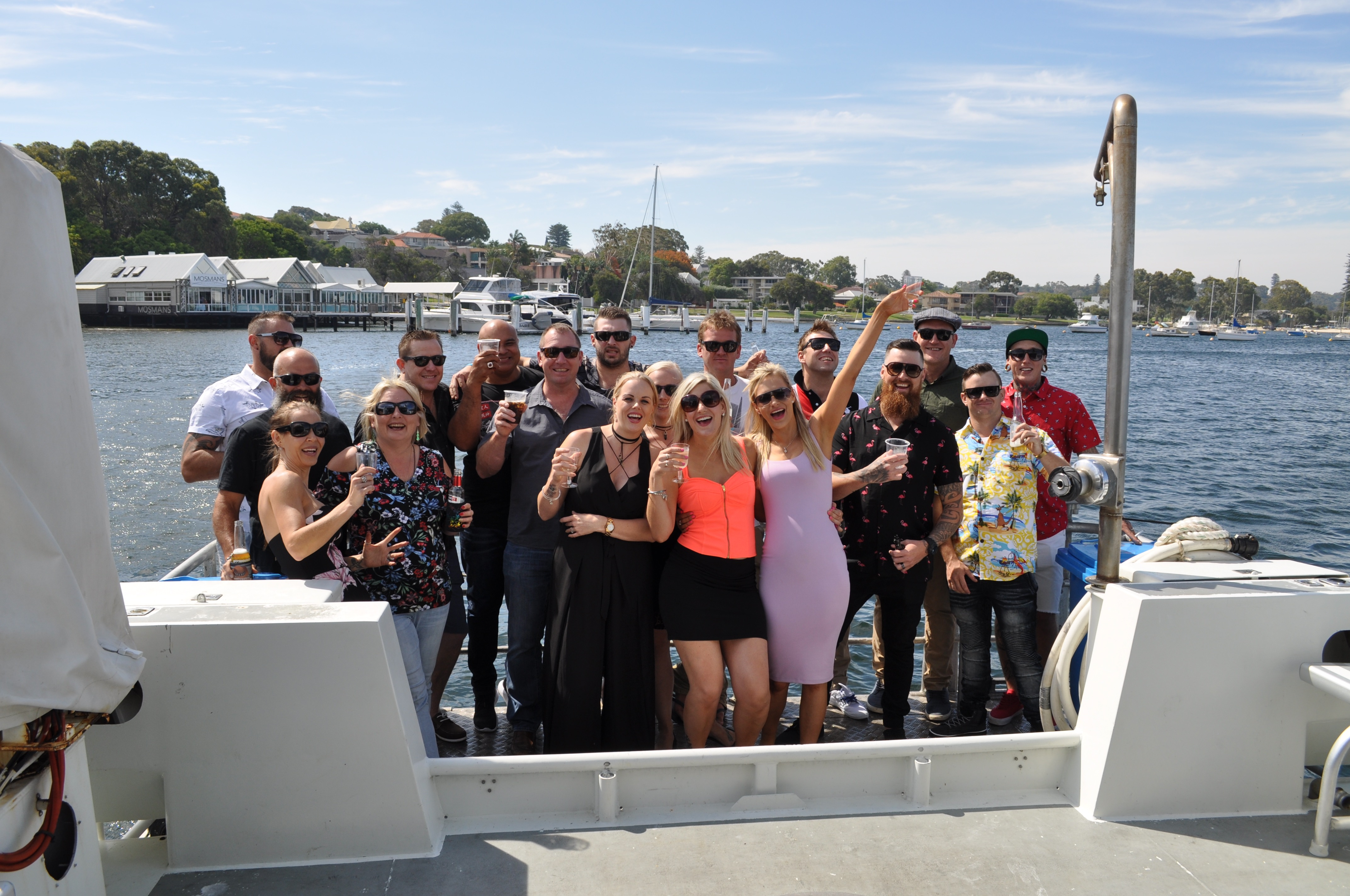 Swan River Party Cruises Pelican Charters