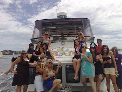 Perth Hens cruises