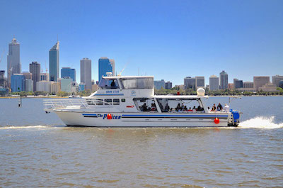Perth river cruises