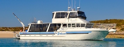 overnight boat charters