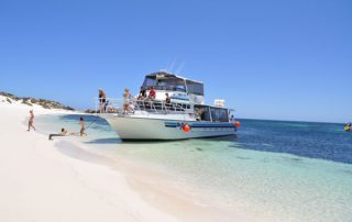 rottnest island boat hire