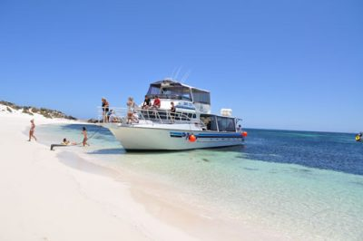 rottnest island boat hire