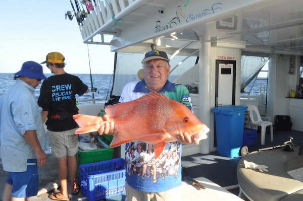 Pelican charters liveaboard fishing tours