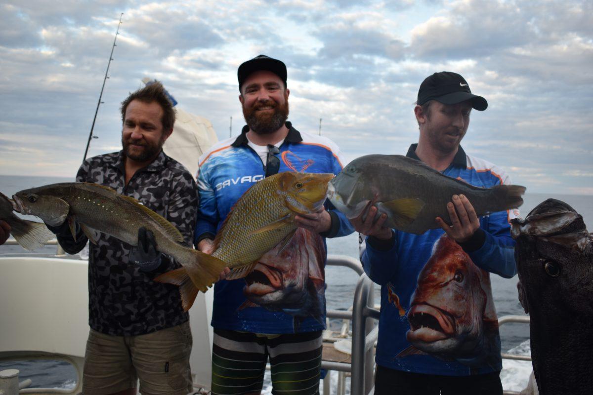 fishing charters geraldton