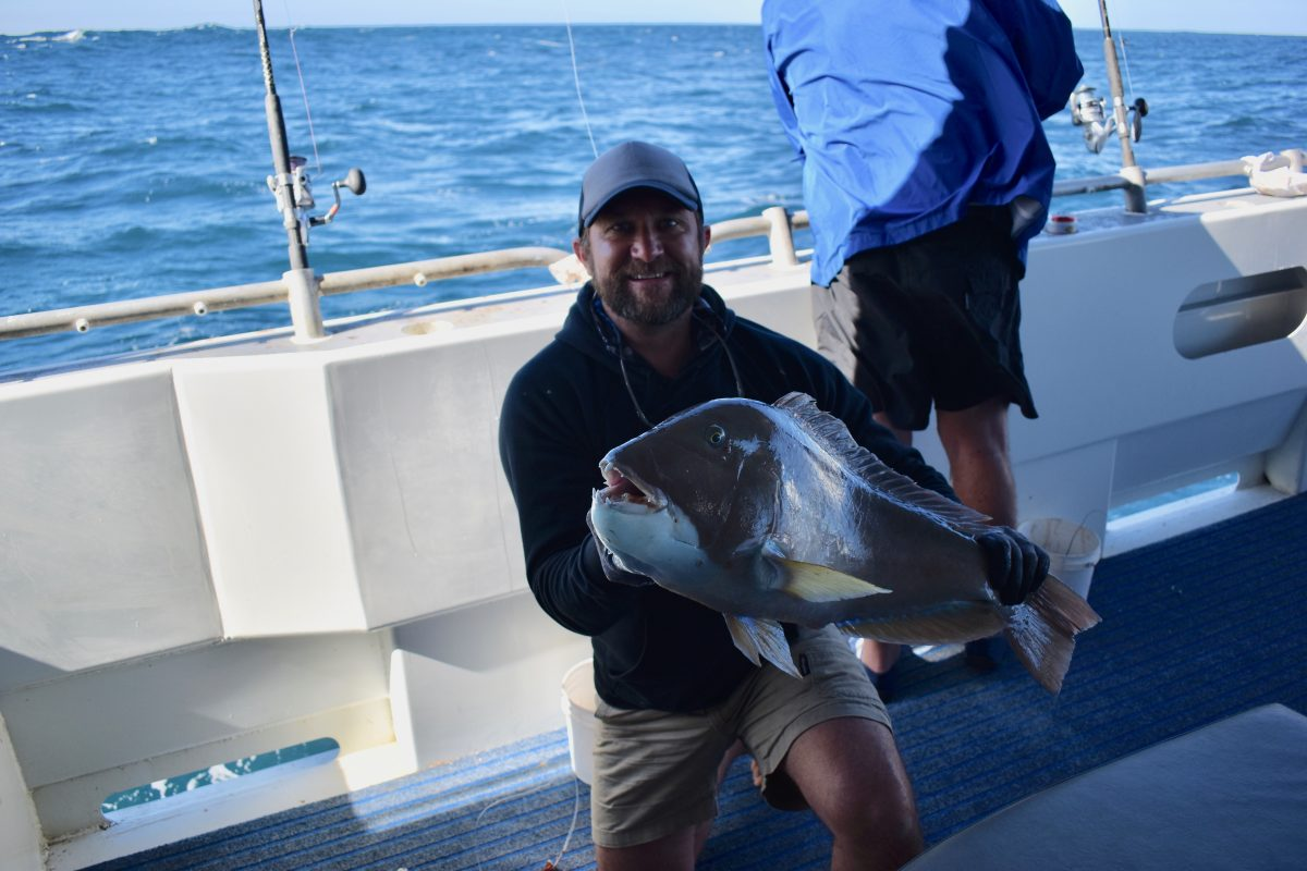 live aboard fishing charters Australia