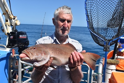 blue water charters geraldton