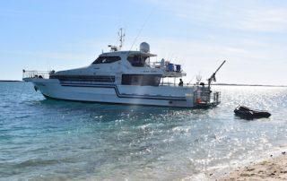 live aboard fishing charters wa