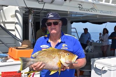 rottnest fishing charter